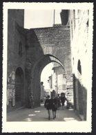 Italie,Toscana,San Gimignano,rue Typique .photo Véritable Année 1953 - Luoghi