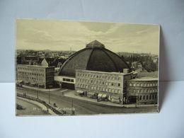 11 . BASEL BALE SUISSE BS BALLE VILLE MARKTHALLE CPA 1933 - BS Bâle-Ville