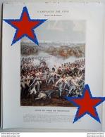 LEVÉE DU SIÉGE DE THIONVILLE - ALBUM MILITAIRE - ARMÉE DES ARDENNES - CAMPAGNE DE 1792 - Historical Documents