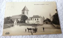 Postkaart Woluwe Saint Lambert   De Kerk - Woluwe-St-Lambert - St-Lambrechts-Woluwe