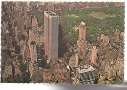 REF 504 CPSM U.S.A. New York General Motors Building - Autres Monuments, édifices