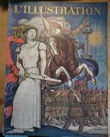 Illustration Empire Français Guerre1940 Norvege Indochine Marrakech Fort Dauphin Saigon Annam Phnom Penh Algerie Tunisie - Journaux - Quotidiens