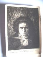 Beethoven Schilderij Katzaroff - Sänger Und Musikanten