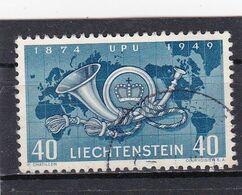 Liechtenstein, Nr. 277, Gest. (T 16984) - Liechtenstein