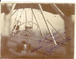 1916 . VOL A 800 M ALTITUDE SUR R4  + AUTOGRAPHE - Aviazione
