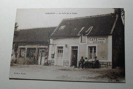 France - Godisson - Le Café De La Poste - Francia