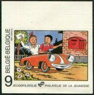 13187066 BE 19871003; Phil. Jeunesse, BD, Bob Et Bobette; ND Cob2264 N°521 - Belgique