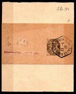 """Beau Cachet Hexagonal """"ROUEN AVIATION"""" Sur Bande Journeaux - 23 Juin 1910 - Postmark Collection (Covers)"""