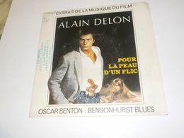 45 TOURS OSCAR BENTON BENSONHURST BLUE 1973 - Otros - Canción Inglesa