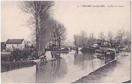 21. VENAREY-LES-LAUMES. Le Port Du Canal. 12 - Venarey Les Laumes