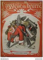 1901 L'ASSIETTE AU BEURRE N° 9 - STEINLEN - WIDHOPFF - GOTTLOB - GIL BEAR - IBELS - HERMANN PAUL - JOSSOT - VILLON ETC - Bücher, Zeitschriften, Comics