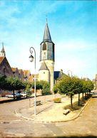 Carte 1970 CHATILLON COLIGNY / L'EGLISE ET LE DONJON - Chatillon Coligny