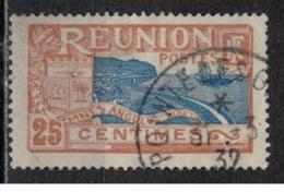 REUNION        N°  YVERT  :  88   ( 2 ) OBLITERE       ( Ob   7/ 53 ) - Réunion (1852-1975)