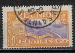 REUNION        N°  YVERT  :     94   ( 1 )      OBLITERE       ( Ob   7/ 53 ) - Réunion (1852-1975)