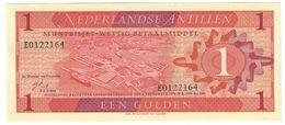 Netherlands Antilles 1 Gulden 08/09/1970 UNC *V2* - Antilles Néerlandaises (...-1986)