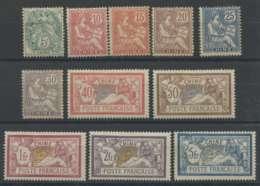 Chine (1902) N 23 A 33 (charniere) - Ongebruikt