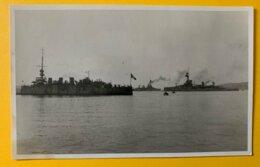 12665 - Toulon Cuirassés D'escadre 1926 Carte Photo - Guerre