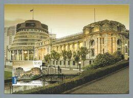 Australien 2015 , Australia New Zealand Singapore : Joint Issue - Maximum Card - First Day 14 August 2015 - Maximum Cards