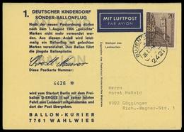 1964, Berlin, Brief - [5] Berlin