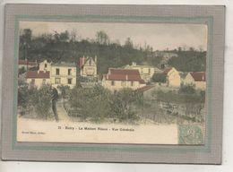 CPA - (95) BUTRY - Aspect De La Maison-Restaurant Réaux En 1905 - Carte Colorisée - Butry
