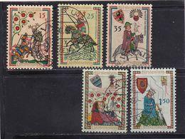 Liechtenstein, Nr. 406/10, Gest (T 17016) - Liechtenstein