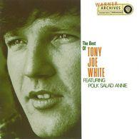 The Best Of TONY JOE WHITE. (1993) Incl. Rainy Night In Georgia, Roosevelt And Ira Lee. 20 Songs. Like New. ORIGINAL. - Rock