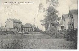 ST/19//   Kalmthout           LA STATION     GEPLOOID!!! - Belgien