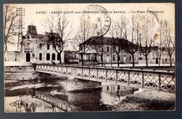Saint Loup Sur Semouse, Le Pont D'avignon - Sonstige Gemeinden