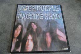 Disque - Deep Purple - Machine Head -  Purple Records – 2C 066 93261 - Pathe Marconi 2 C 066-93261 - 1978 France - - Hard Rock & Metal