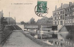 HAUBOURDIN - Le Grand Pont - Haubourdin