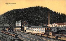 Unterpeissenberg Peissenberg Kohlenbergwerk Mine De Charbon Train - Duitsland
