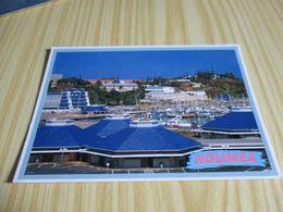 Nouméa (Nouvelle-Calédonie).Le Marché Municipal Et L'hôtel De La Province Sud. - Nuova Caledonia