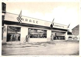 Trois-Ponts - Garage E. Warnotte (Ford Pompe à Essence Animée) - Trois-Ponts