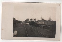 4449, FOTO-AK, WK I, Zugunglück Bei Ypern, Niederländisch Ieper, Französisch Ypres, Westflämisch Yper - Weltkrieg 1914-18