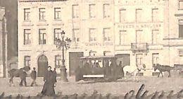Molenbeek Molenbeck St Jean - Place De La Duchesse (tram Cheval, Nels Précurseur, Voir ZOOM) - Molenbeek-St-Jean - St-Jans-Molenbeek