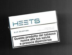 Tabacco Pacchetto Di Sigarette Italia - Heets Da 20 Pezzi - Tobacco-Tabac-Tabak-Tabaco - Empty Cigarettes Boxes
