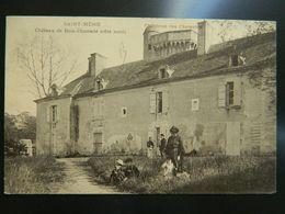 SAINT MEME          CHATEAU DE BOIS CHARENTE  ( COTE NORD ) - Autres Communes