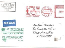 1992 EMA SKOBLA Champion Olympique D'Haltérophilie( Catégorie: Lourds) Los-Angeles 1932... - Haltérophilie