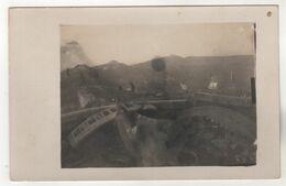 +3469, FOTO-AK, WK I, Belgien,WAVRE - SAINTE- CATHERINE (french) SINT KATELIJNE WAVER (flemich) FORT VERMELDEN - Oorlog 1914-18