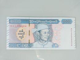 MYANMAR-1000 KYATS 2020.NEUF.UNC - Myanmar