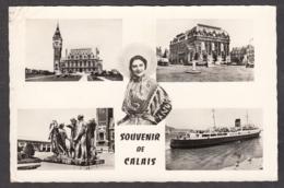 101726/ CALAIS, Souvenir De - Calais
