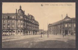 65590/ CALAIS, Le Grand Hôtel, La Poste Et Le Télégraphe - Calais