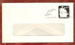 Umschlag, Segelschiff, Ungebraucht (95919) - Altri