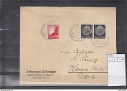 Deutsches Reich Michel Kat.Nr. 530 MiF - Briefe U. Dokumente