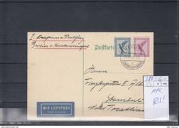 Deutsches Reich Michel Kat.Nr.   Gest 380 MiF Express Postflug Berlin - Konstantinopel AK - Deutschland