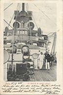 1901 - PULA   Pola  S.M.Schiff ,,WIEN,, , Gute Zustand, 2 Scan - Croazia