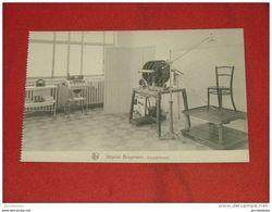 BRUXELLES - Hôpital Brugmann -  Electrothérapie - Salute, Ospedali