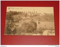 BERZEE  -   Le Château  Et L' Eglise  - Panorama - Walcourt