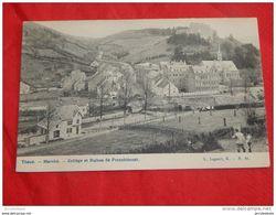 THEUX - MARCHE -  Collège Et Ruines De Franchimont  - - Theux