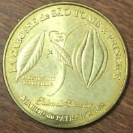13 MARSEILLE SALON DU CHOCOLAT MÉDAILLE TOURISTIQUE MONNAIE DE PARIS 2010 JETON MEDALS COINS TOKENS - Monnaie De Paris